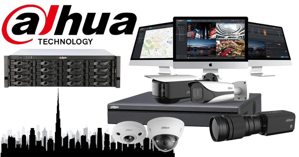 Dahua Cctv Distributor In Uae