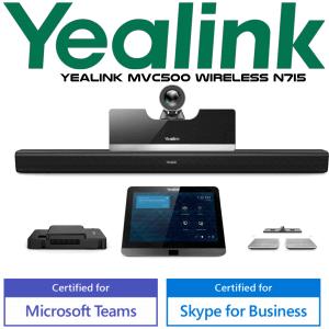 Yealink Mvc500 Wireless N7i5 Dubai Uae