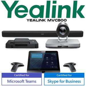 Yealink Mvc800 Video Conferencing Dubai