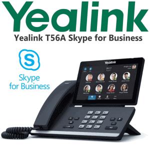 Yealink Sip T56a Skype For Business Dubai Uae