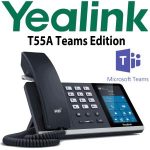 Yealink T55a Teams Edition Dubai Uae