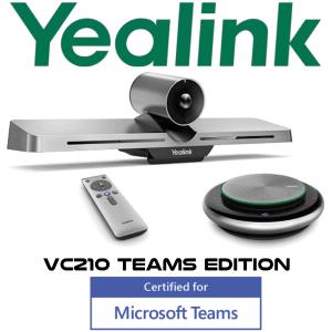 Yealink Vc210 Teams Dubai Uae