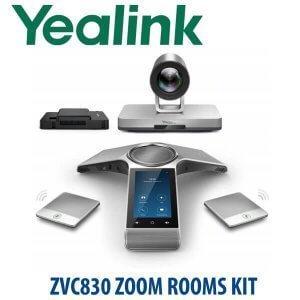 Yealink Zvc830 Zoom Rooms Kit Dubai Uae